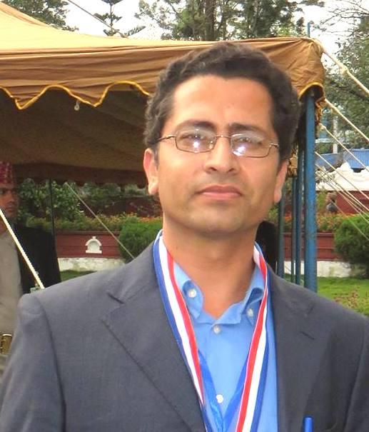Dr. Laxman Pokharel