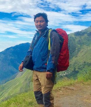Kiran Thapa Magar